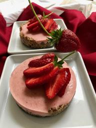 Frozen StrawberryDessert